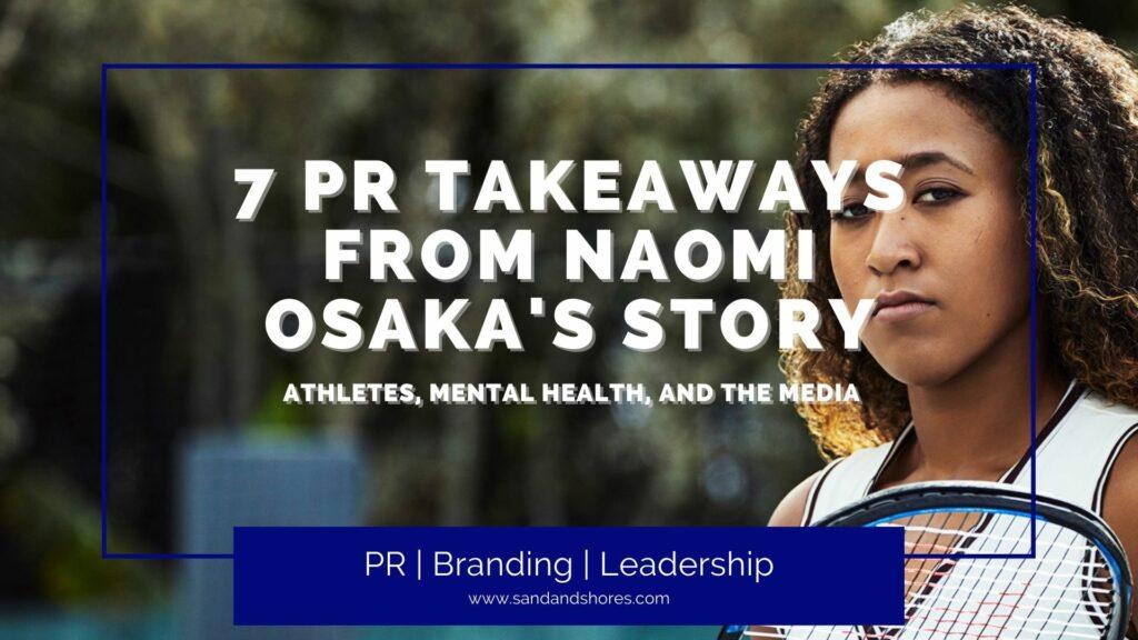 Naomi Osaka Story Blog